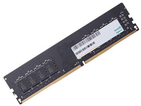 Оперативная память 4Gb (1x4Gb) PC4-21300 2666MHz DDR4 DIMM CL19 Apacer EL.04G2V.KNH оперативная память 4gb 1x4gb pc4 21300 2666mhz ddr4 dimm cl19 transcend jm2666hlh 4g
