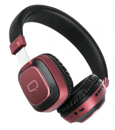Гарнитура QUMO Style 2 розовый 24077 гарнитура