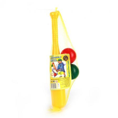 Спортивная игра Набор Пластмасса-Детство (СВСД) бейсбольная бита бита бейсбольная виктори 29