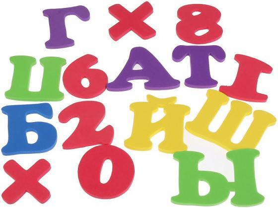 Набор игрушек для ванны Капитошка Фиксики (буквы и цифры)
