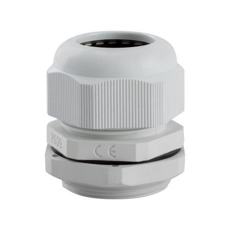 Iek YSA20-12-13-54-K41 Сальник PG 13.5 диаметр проводника 7-11мм IP54 ИЭК сальник для ввода кабеля pg 29 d 18 24 мм