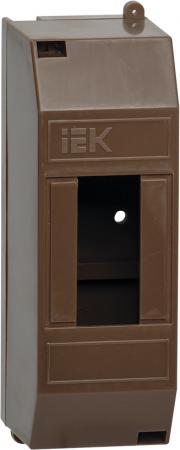IEK MKP31-N-02-30-252-D Бокс КМПн 1/2 для 1-2-х авт.выкл. наружн. уст. (Дуб) переход бронза внут наружн германия 2 1