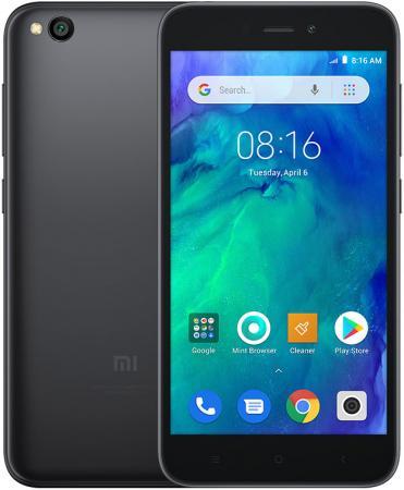 Смартфон Xiaomi Redmi Go черный 5 16 Гб LTE Wi-Fi GPS 3G Bluetooth смартфон xiaomi redmi 5 plus 64 гб черный