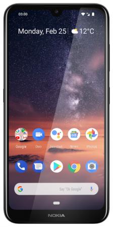Смартфон NOKIA 3.2 DS TA-1156 2/16 Gb BLACK