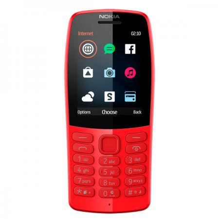 Телефон Nokia 210 DS TA-1139 RED телефон