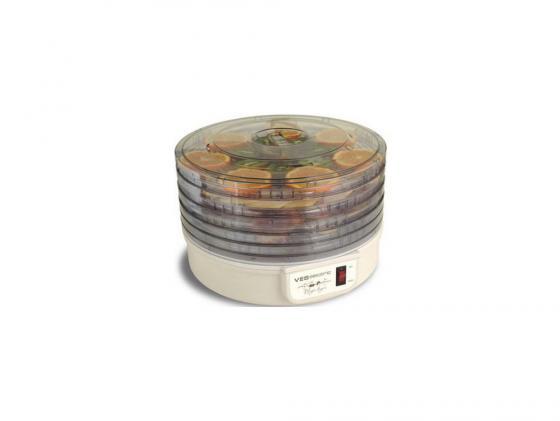 Универсальная сушилка VES VMD-1 300Вт 5 съемных секций сушилка ves vmd 6