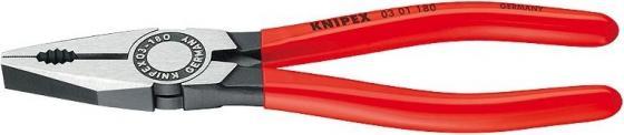 Плоскогубцы KNIPEX KN-0301160 комбинированные кованая сталь плоскогубцы knipex kn 0206225