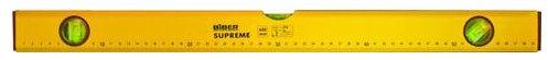 Уровень BIBER 40336 1500мм 1мм/м 3 глазка fit усиленный желтый фрезерованная грань 3 глазка 1500мм 18215
