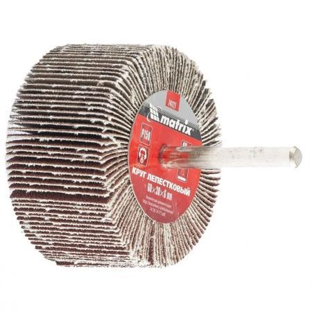 Круг Лепестковый Радиальный (КЛ) MATRIX 74112 60 х 20 х 6мм p 60