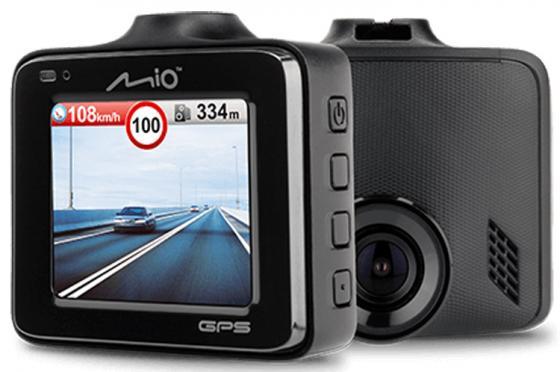 Видеорегистратор Mio MiVue C335 черный 2Mpix 1080x1920 1080p 130гр. GPS AIT 8328
