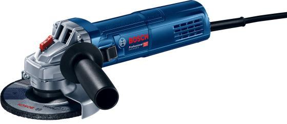 Углошлифовальная машина Bosch GWS 9-125 S 900Вт 11000обмин резшпинM14 d=125мм