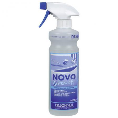 Чистящее средство для удаления следов маркера, скотча DR.SCHNELL NOVO pen-off 500мл