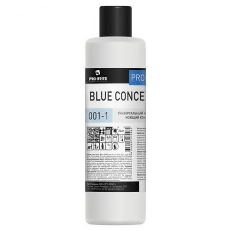 Средство моющее универсальное DR.SCHNELL BLUE CONCENTRATE 1л все цены