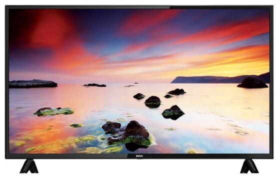 Фото - Телевизор LED 50 BBK 50LEM-1043/FTS2C черный 1920x1080 50 Гц VGA USB printio холст 50×50 попугай ара в тропиках