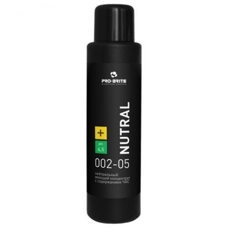 Средство моющее для полов PRO-BRITE NUTRAL 500мл rm 69 моющее средство для мытья полов