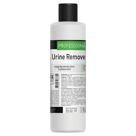 Чистящее средство для удаления пятен и запаха мочи PRO-BRITE Urine Remover 1л распылитель для удаления белковых пятен pro brite axel 8 protein remover 200 мл