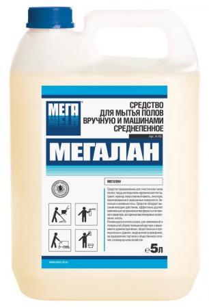 Средство моющее универсальное МЕГА МЕГАЛАН 5л средство моющее универсальное dr schnell spray cleaner 5л