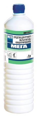 мега Средство для мытья посуды МЕГА МЕГА 1л