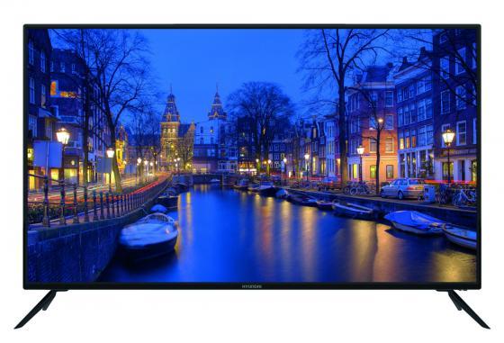 Фото - Телевизор LED 50 Hyundai H-LED50ET1003 черный 3840x2160 60 Гц VGA S/PDIF телевизор