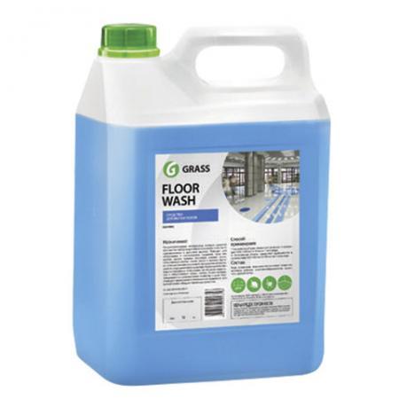 Средство моющее для полов GRASS GRASS FLOOR WASH 5,1 кг rm 69 моющее средство для мытья полов