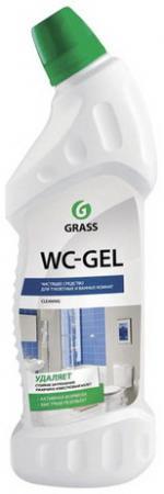 Средство для уборки санитарных помещений 750 мл GRASS WS-GEL, кислотное, гель, 219175 средство для уборки санитарных помещений 750 мл pro brite alfa gel кислотное концентрат гель 054 075