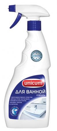 Чистящее средство для ванной комнаты и сантехники UNICUM Для ванной комнаты 500мл