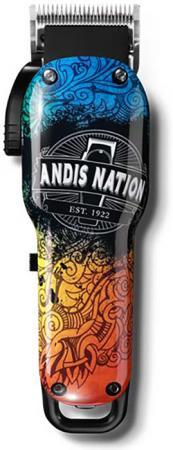 Машинка для стрижки Andis usPRO Fade Li Andis Nation LCL черный (насадок в компл:5шт) цена