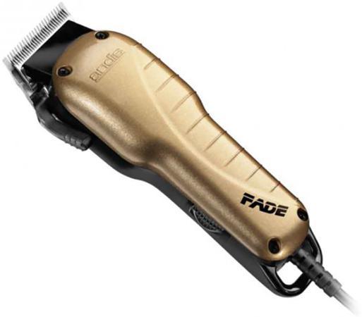Машинка для стрижки волос Andis US-1 Fade Adjustable Blade Clipper позолоченный