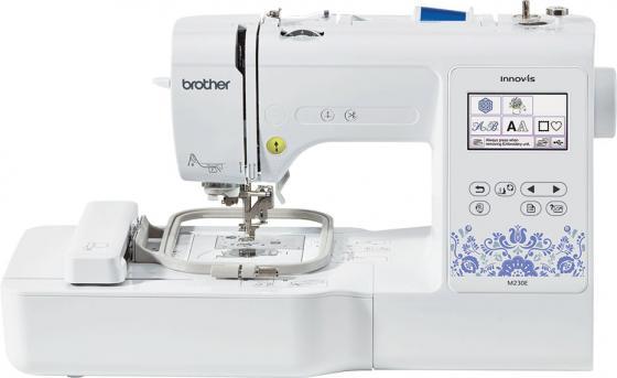 Вышивальная машина Brother innov-is M230E белый вышивальная машина elna 830 expressive