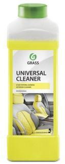 СРЕДСТВО ДЛЯ ОЧИСТКИ САЛОНА UNIVERSAL CLEANER 1 Л (1/12) GRASS антибактериальное средство для очистки секс игрушек 150 мл