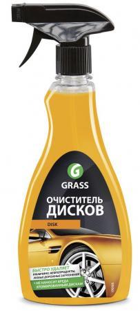 СРЕДСТВО ДЛЯ ОЧИСТКИ ДИСКОВ DISK 0.5 Л (1/15) GRASS антибактериальное средство для очистки секс игрушек 150 мл