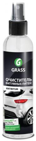СРЕДСТВО ДЛЯ УДАЛЕНИЯ БИТУМНЫХ ПЯТЕН ANTIBITUM 0,25 Л (1/30) GRASS цена