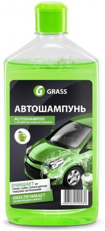 """АВТОШАМПУНЬ """"UNIVERSAL"""" (ЯБЛОКО) 0,5 Л (1/15) """"GRASS"""""""
