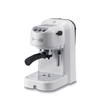 Кофеварка эспрессо Delonghi EC251.W 1100Вт белый цена и фото