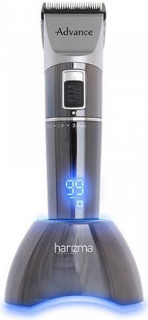 Машинка для стрижки Harizma Advance черный (насадок в компл:4шт) машинка для стрижки harizma control t черный
