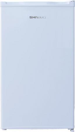 лучшая цена Холодильник Shivaki SDR-089W белый (однокамерный)