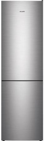 лучшая цена Холодильник Атлант 4621-141 серебристый (двухкамерный)