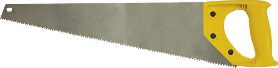 Ножовка BIBER 80818 крупный зуб 400мм ножовка kraftool 400мм 9 10tpi quick 15004 40