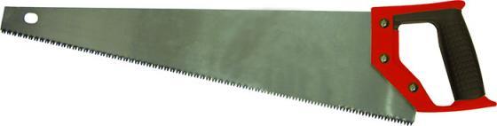 цена на Ножовка BIBER 80825 по дереву 3D заточка средний зуб 500мм