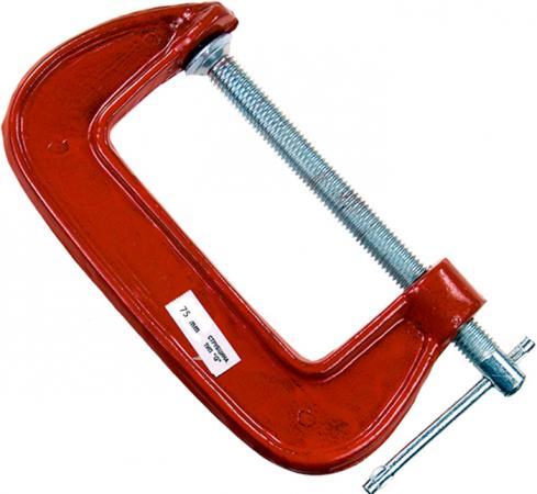 Струбцина SKRAB 25243 g-обр. 3 красная цена