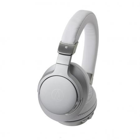 лучшая цена Наушники AUDIO-TECHNICA ATH-AR5BTSV Bluetooth