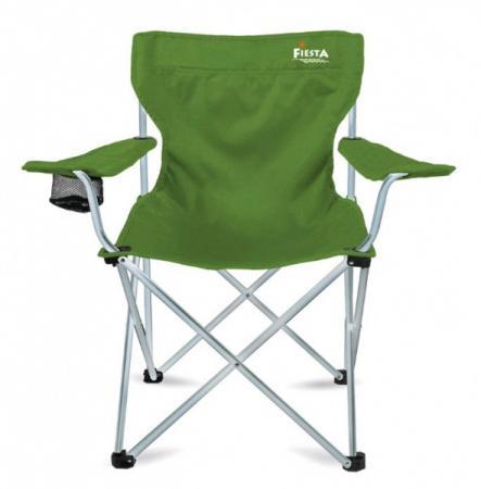 Кресло складное Fiesta Companion цвет зеленый кресло складное kingcamp moon leisure chair цвет зеленый