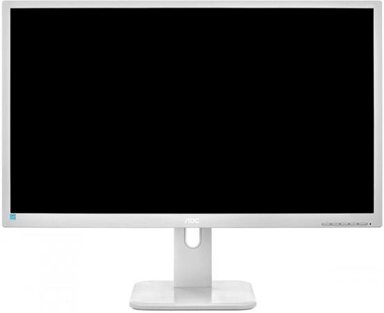 Монитор 27 AOC 27P1/GR cерый IPS 1920x1080 250 cd/m^2 5 ms VGA DVI HDMI DisplayPort Аудио USB монитор 27 aoc gaming c27g1 черный va 1920x1080 250 cd m^2 1 ms vga аудио hdmi displayport