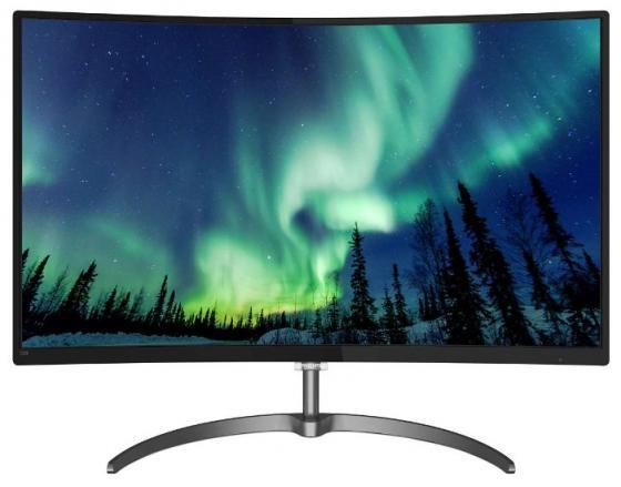 цена на МОНИТОР 32 PHILIPS 328E9QJAB/00 Black-Silver (VA, изогнутый, 1920x1080, 5 ms, 178°/178°, 250 cd/m, 20M:1, +HDMI, +DP)