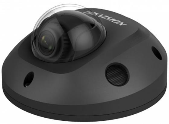 Видеокамера IP Hikvision DS-2CD2543G0-IS 4-4мм цветная корп.:черный видеокамера ip digma division 101 2 8 2 8мм цветная корп белый черный