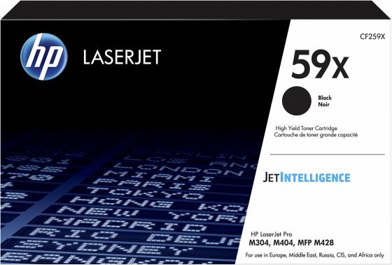 Фото - Тонер-картридж HP CF259X для HP LaserJet Pro M304 LaserJet Pro M404 LaserJet Pro MFP M428 10000стр Черный тонер hp cf350a для hp color laserjet pro mfp m176n color laserjet pro mfp m177fw 1000 черный