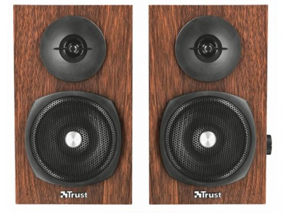 Trust Vigor Speaker Set for pc and laptop (21759) колонка trust vigor 2 1