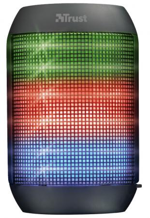 Trust Ziva Wireless Bluetooth Speaker with party lights (21967) цена и фото