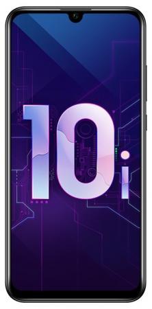 Смартфон Huawei Honor 10i черный 6.21 128 Гб NFC LTE Wi-Fi GPS 3G Bluetooth 51093SKN смартфон htc u11 128 гб черный 99hamb123 00