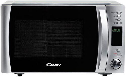 Микроволновая печь Candy CMXC25DCS 900 Вт серебристый микроволновая печь bbk 23mws 927m w 900 вт белый